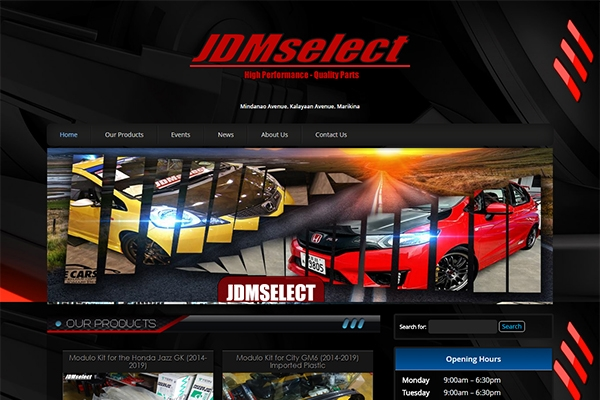 jdmselect.net