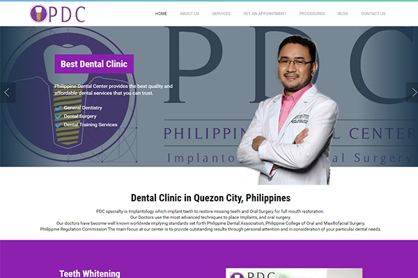 phildentalcenter.com